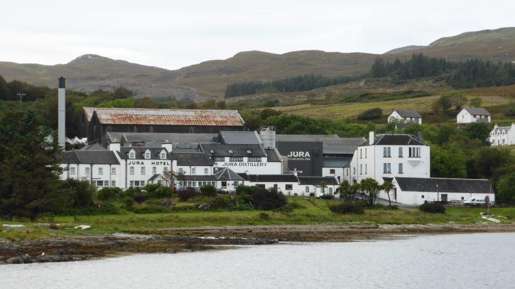 Segeln Schottland